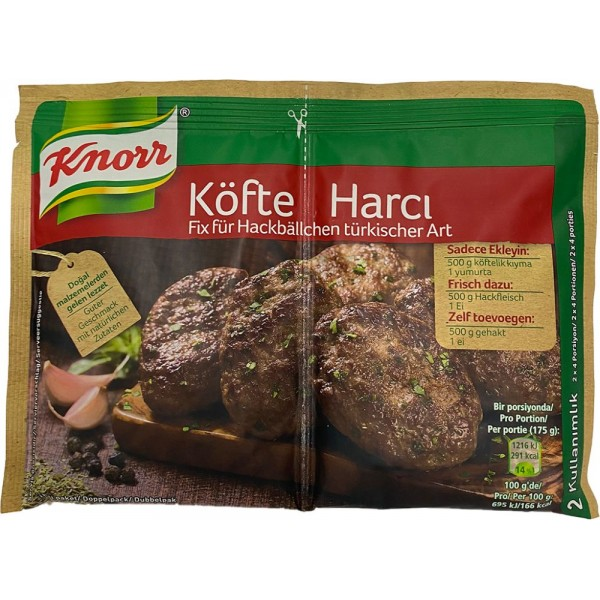 Knorr Kofte Mortar 82gr