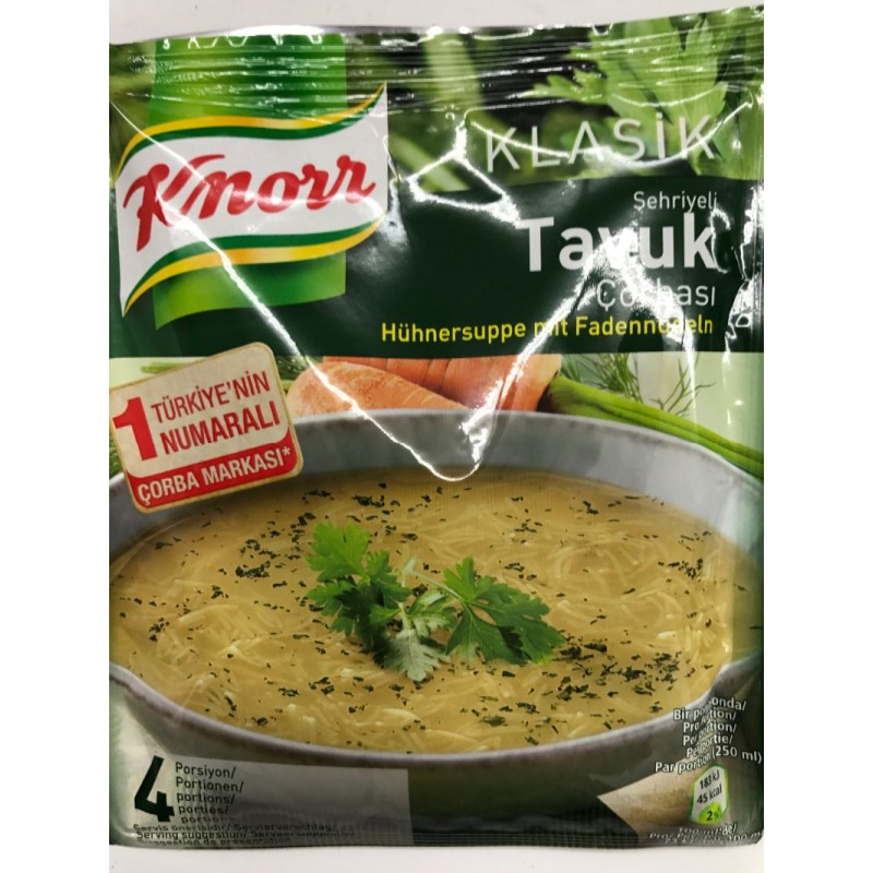 Knorr Vermicelli Chicken Soup