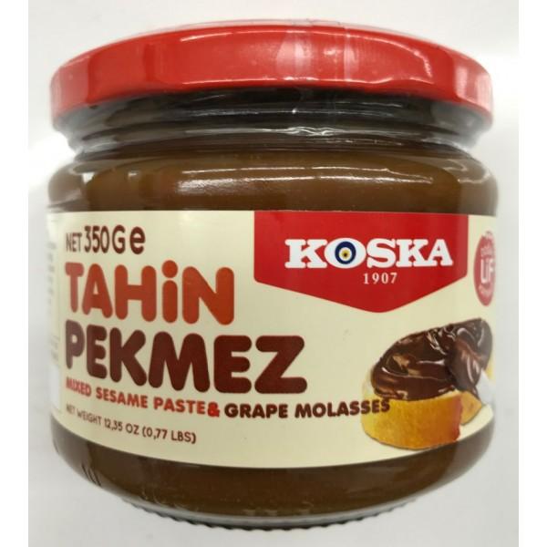 Koska Mixed Sesame Pasta And Grape Molasses 350g