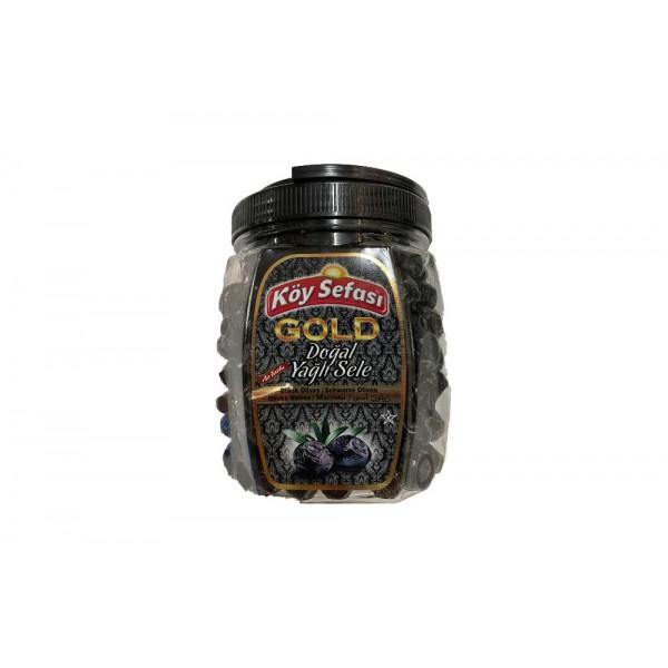 Koy Sefasi Black Olives Net Weight 800g
