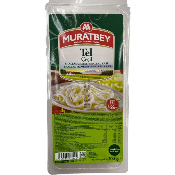Muratbey Shallal Cheese 200g