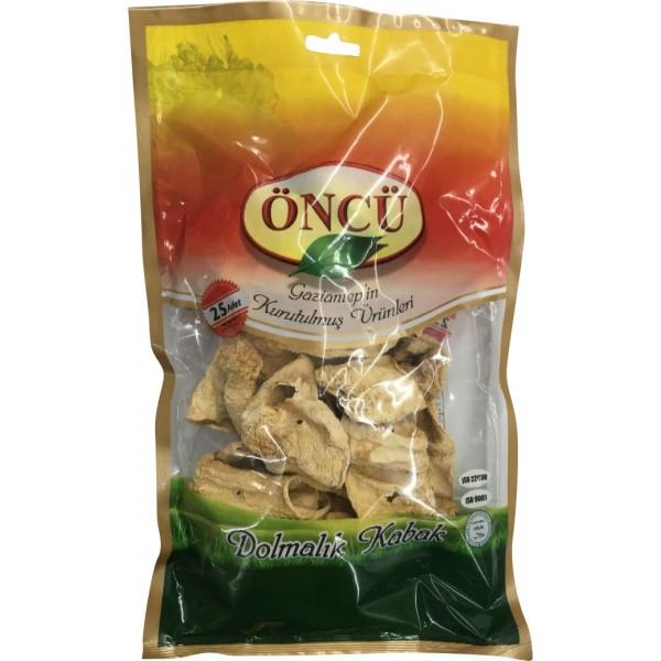 Oncu Dried Zucchini 25pcs