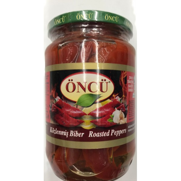 Oncu Roasted Peppers 680g