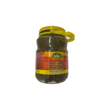 Selin Vine Leaves Cooked And Salted Net Weight 1500g Drained Weight650g
