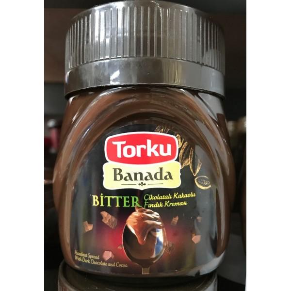 Torku Hazelnut Spread Dark Chocolate And Cocoa 370g