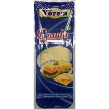 Yorem Kashkaval Slices Of Cheese 350g