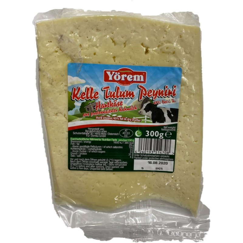 Yorem Kelle Tulum Cheese 300gr