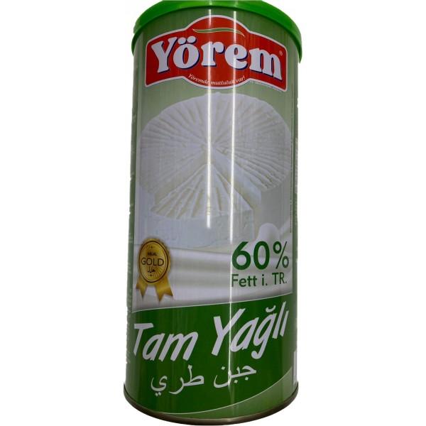 Yorem Soft Cheese 800g