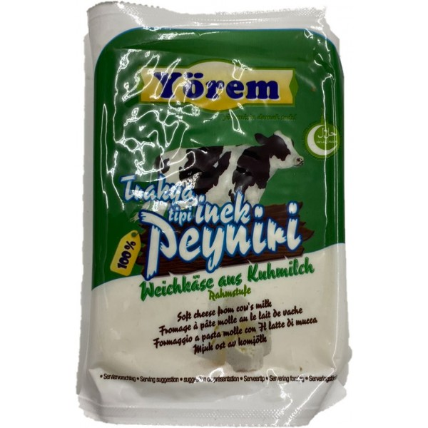 Yorem Soft Cheese From Cows Milk 200gr