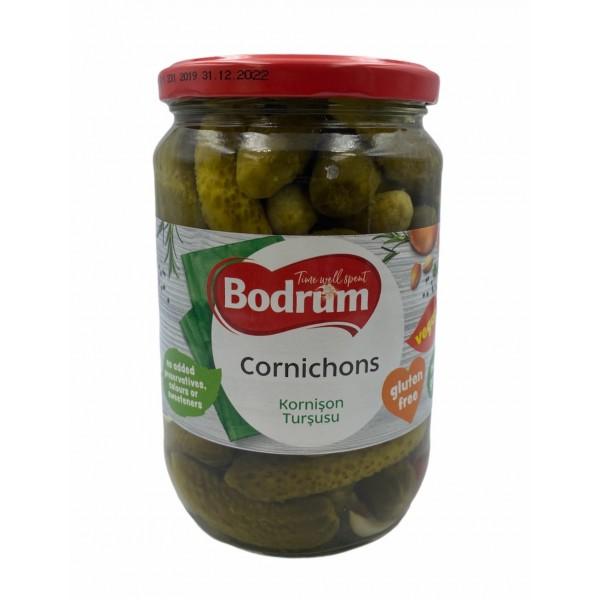 Bodrum Cornichons Pickles 680g