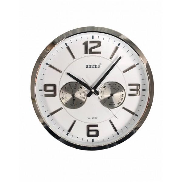 AMMS Walk Clock