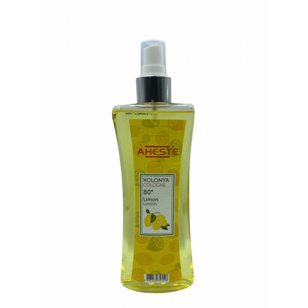 Aheste Lemon Cologne 250ml