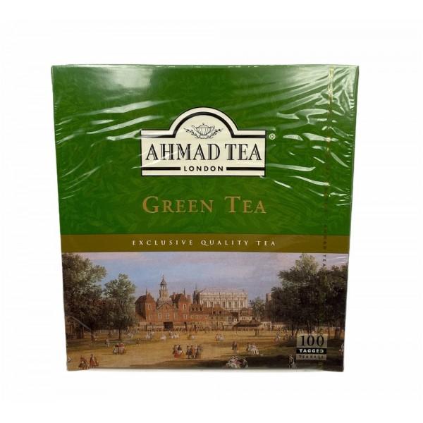 Ahmad Green Tea 100 Bags