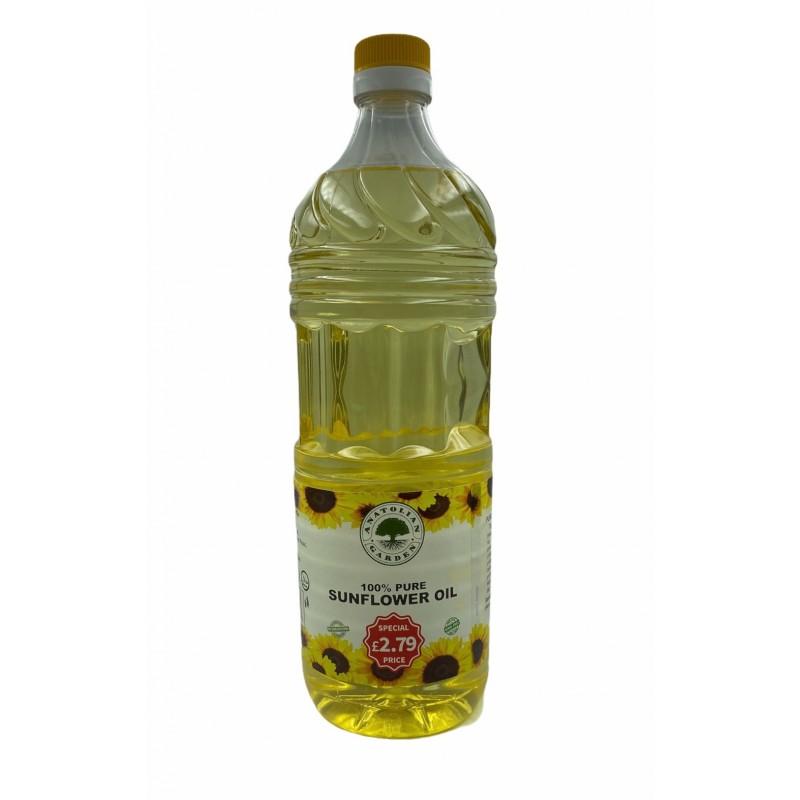 Anatolian Garden Sunflower Oil 2000ml