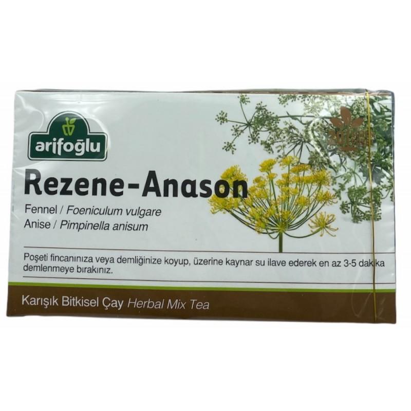 Arifoglu Fennel Anise Tea
