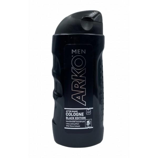 Arko Man After Shave Cologne Black Edition 250ml