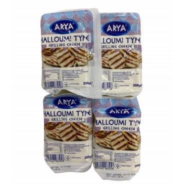 Arya Halloumi Grill Cheese 4x200g