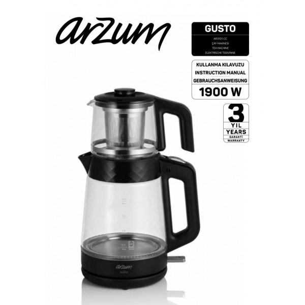 Arzum Gusto AR 3101-CC Tea Machine