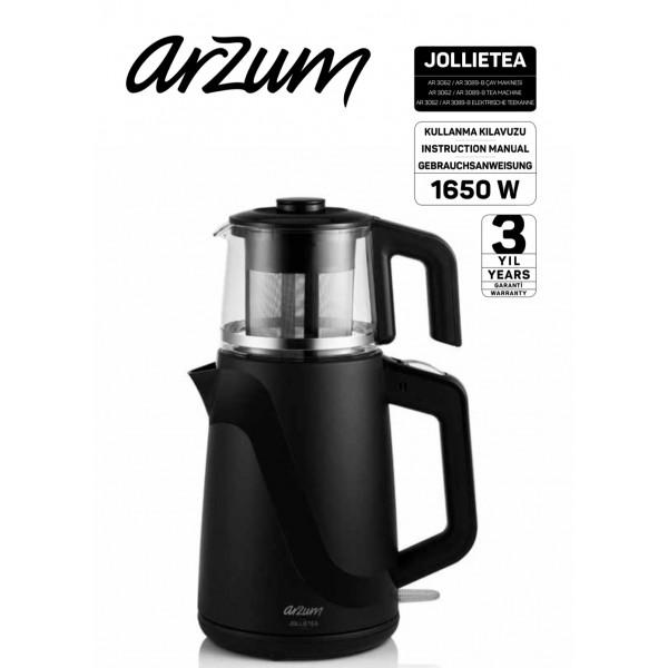 Arzum Jollietea AR 3062 Tea Machine