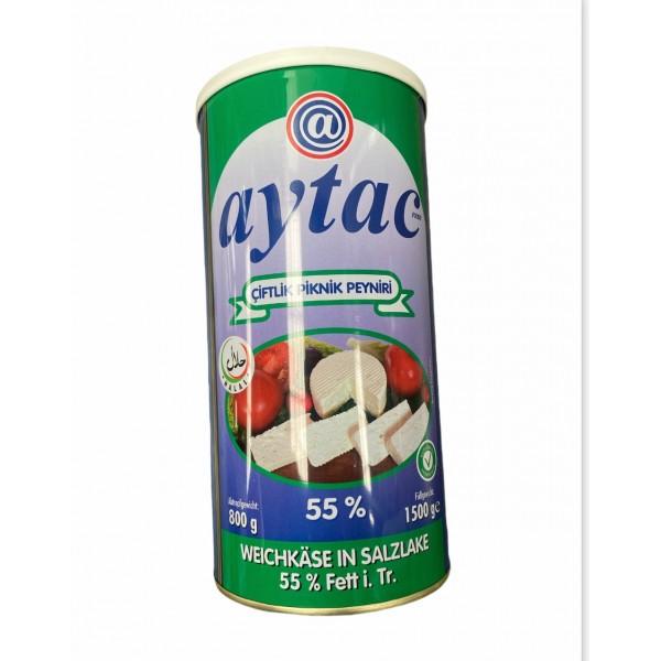 Aytac White Cheese 55 Percent 1kg