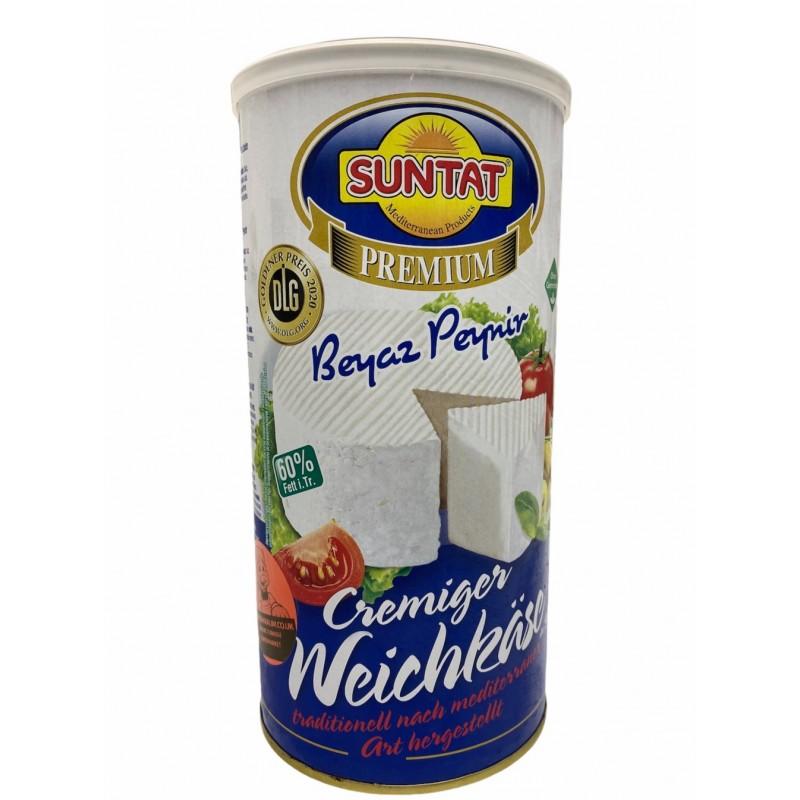Baktat Premium Special Soft Feta Cheese 60% 1500g
