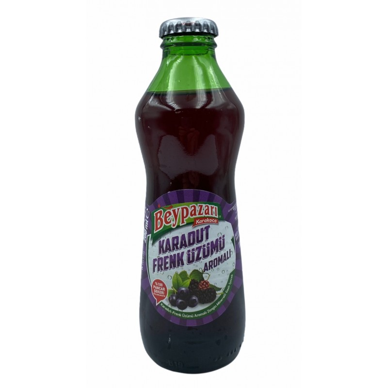 Beypazari Black Mulberry Red Currant Flavored Spring Water
