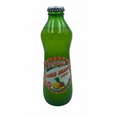Beypazari Sparkling Water Mango Pineapple Flavored 200ml