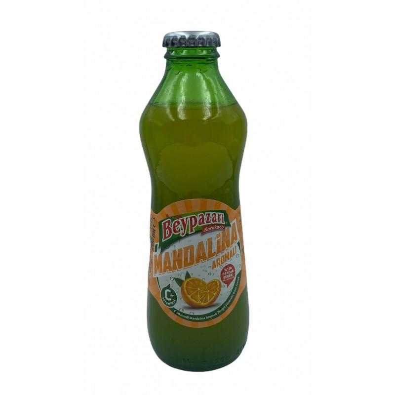 Beypazari Sparkling Water Mandarin Flavored 200ml