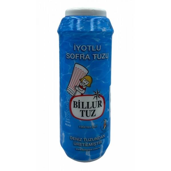 Billur Tuz Produced From Sea Salt 500g