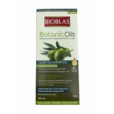 Bioblas Olive Oil Shampoo 360ml