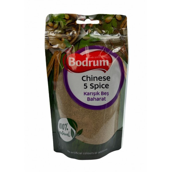 Bodrum Chinese 5 Spices 100g