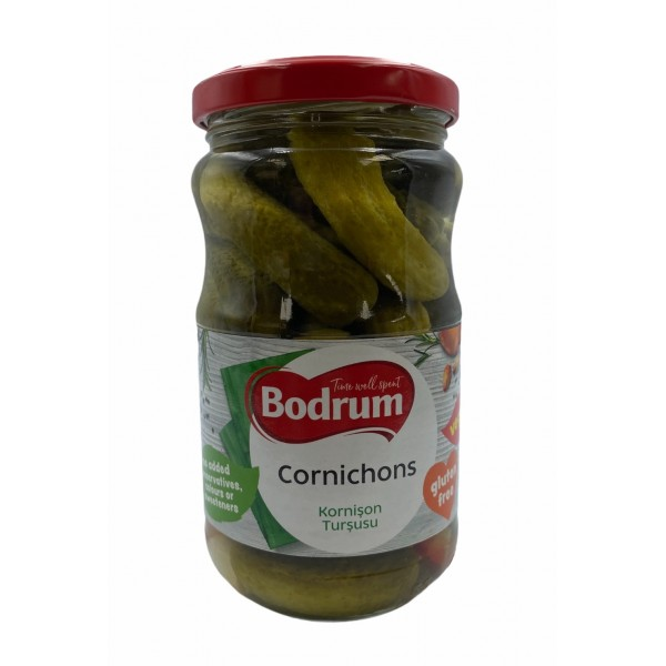 Bodrum Cornichons 330g