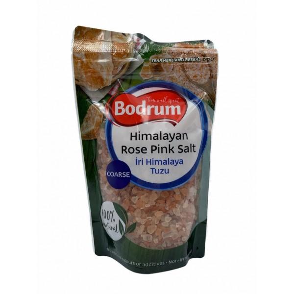 Bodrum Himalayan Rose Pink Salt Coarse 250g