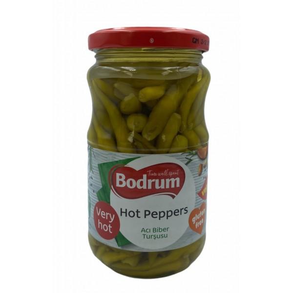 Bodrum Hot Pepper 330g