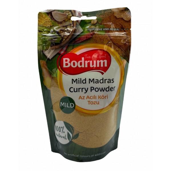 Bodrum Mild Madras Curry Powder 100g