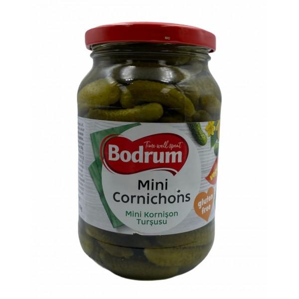 Bodrum Mini Cornichons 480g