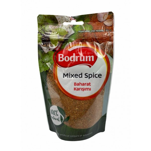 Bodrum Mixed Spice 100g