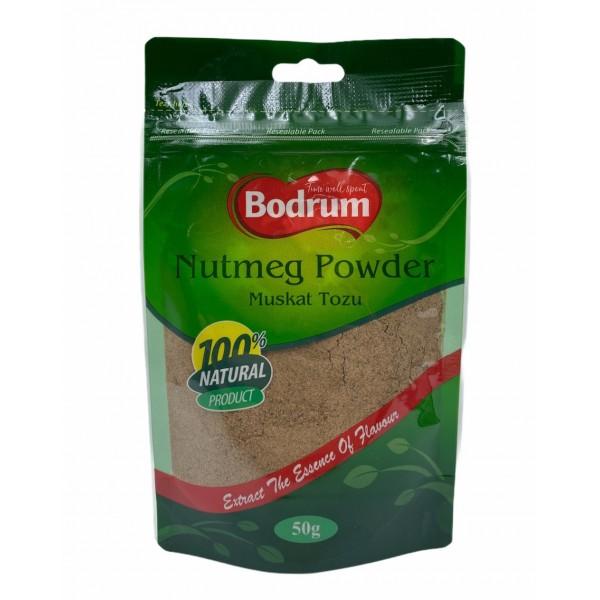 Bodrum Nutmeg Powder 50g