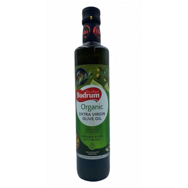 Bodrum Organic Extra Virgin Olive Oil 500ml