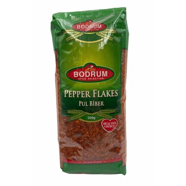 Bodrum Pepper Flakes 500g