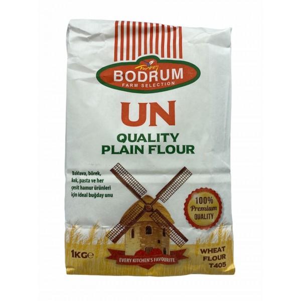 Bodrum Plain Flour 1kg