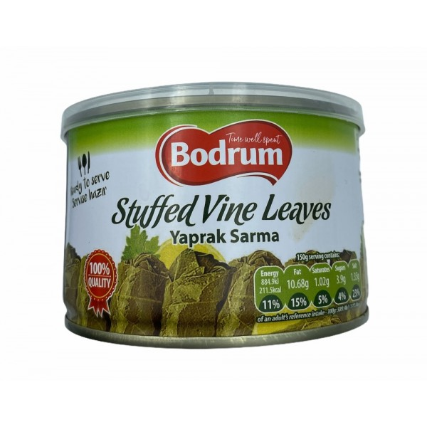 Bodrum Stuffed Vine Leaves 400g