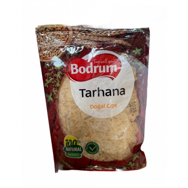 Bodrum Tarhana Dried Yogurt  For Snacking 200g