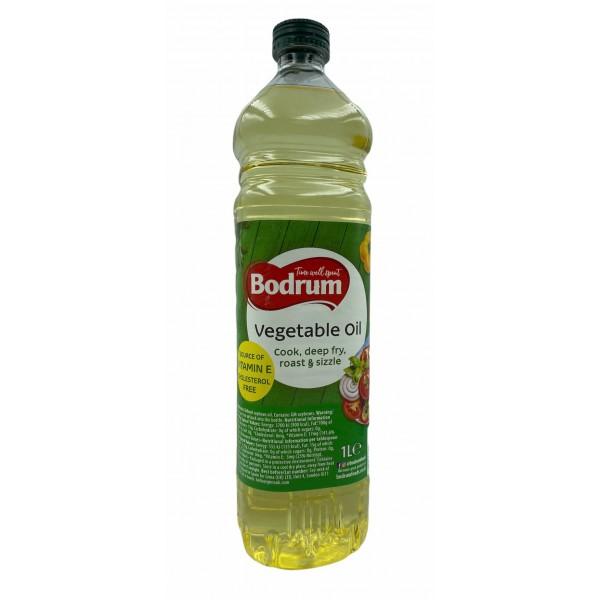 Bodrum Vegetable Oil 1000lt