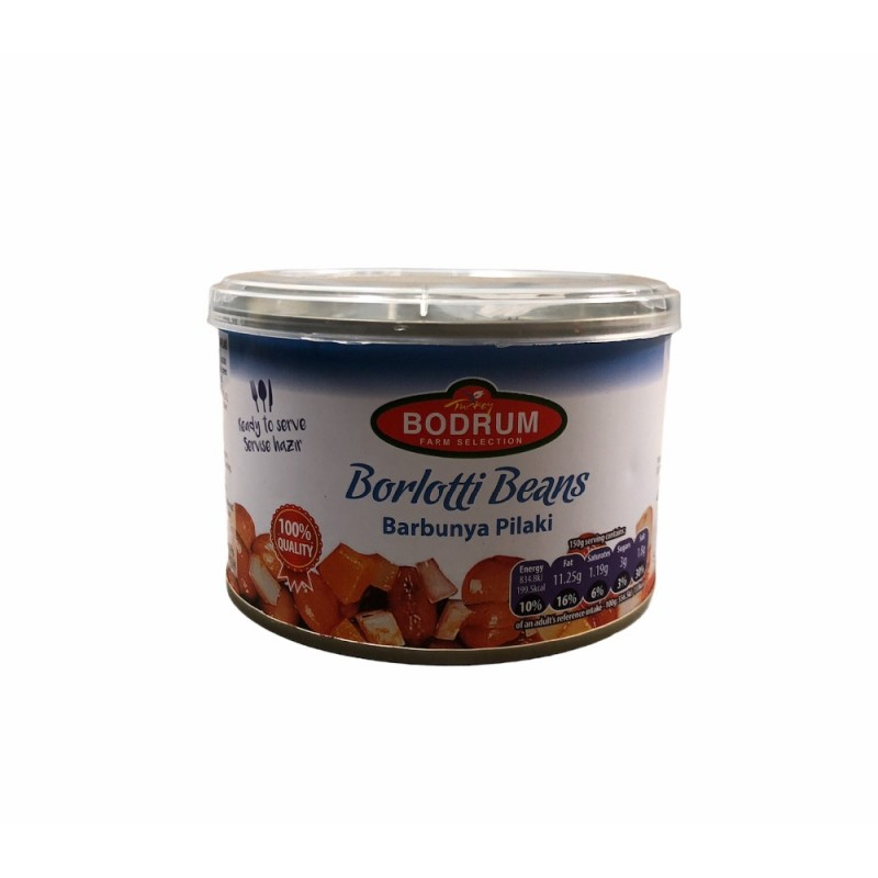 Bodrum Barlotti Beans 400g