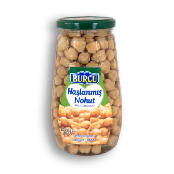 Burcu Boiled Chickpeas 600g