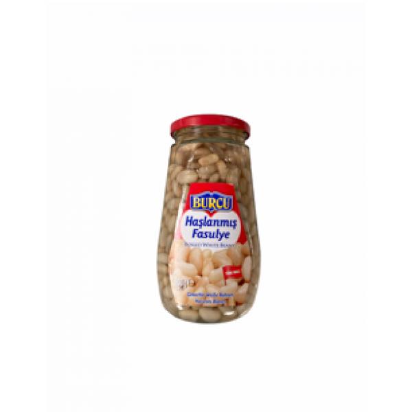 Burcu Boiled White Beans 600g