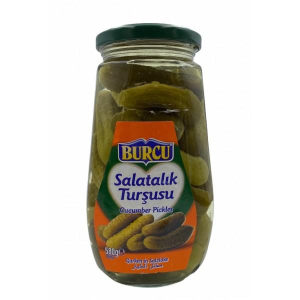 Burcu Cucumber Pickles 580g