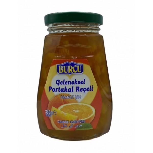 Burcu Orange Jam 380gr