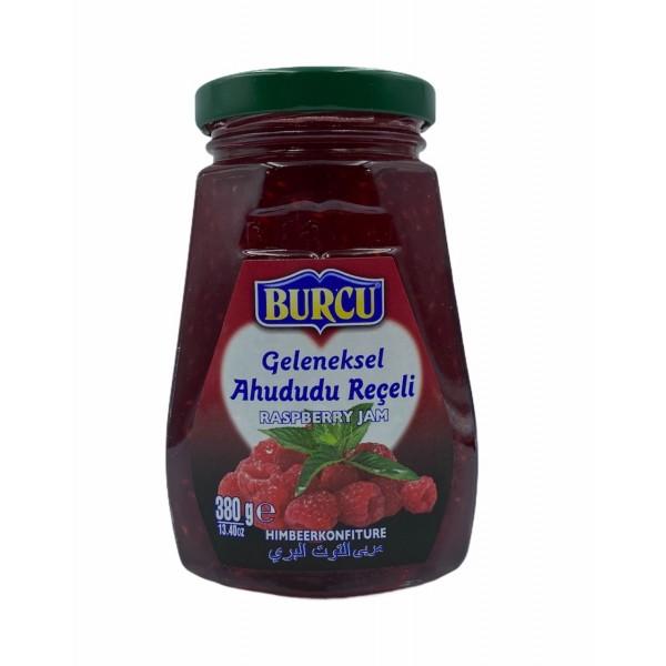 Burcu Raspberry Jam 380g